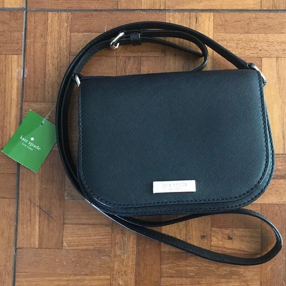 kate spade Handbags - Kate Spade Carsen Laurel Way Leather CrossBody Bag